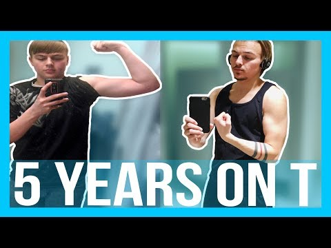 FTM - 5 Years on T! [CC] || Jeff Miller