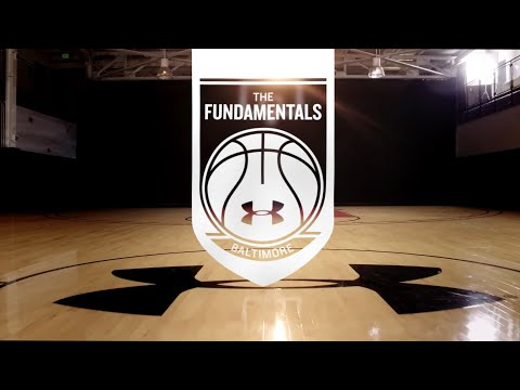 #TheFundamentals | Finish Line | Under Armour