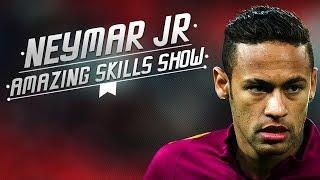 Neymar Jr - Amazing Skills Show 2015/2016 / Review - 1080p