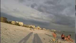 Walk From Siesta Key Public Beach To Crescent Beach