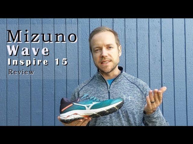 mizuno wave inspire 15 review