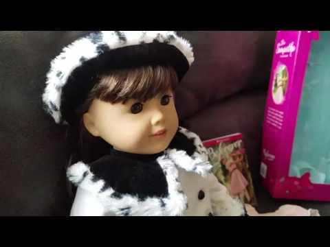 American Girl Doll Samantha Limited Edition Costco Set