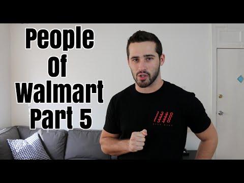 People Of Walmart Pt 5