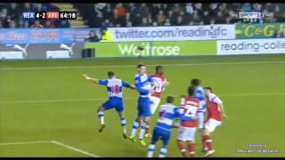 Reading 5-7 Arsenal - Sky Sports 2 English Commentary
