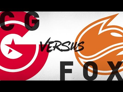 CG vs. FOX - Week 1 Day 2 | NA LCS Summer Split | Clutch Gaming vs. Echo Fox (2018)
