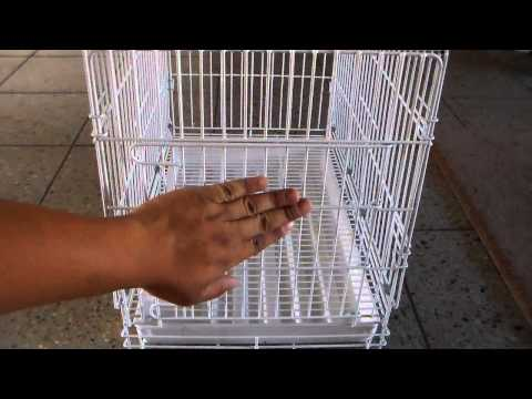 Product Review: Prevue Travel Bird Cage