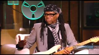 NILE RODGERS - Talks Music