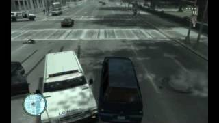 GTA IV PC Gameplay HD