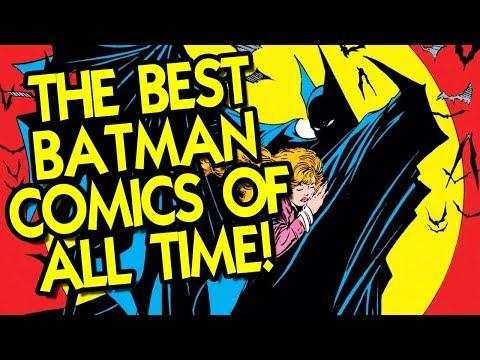 The 21 Best Batman Comics Ever