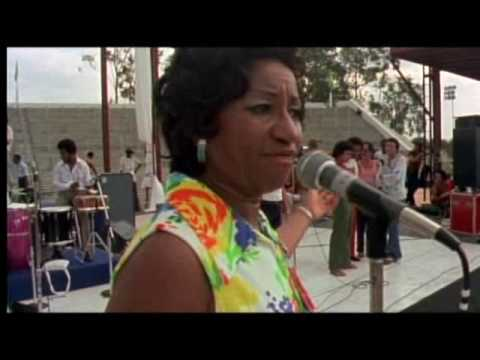 Celia Cruz & Jonny Pacheco - Kinshasa, October 1974