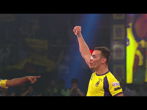 Best Raids of Star Sports Pro Kabaddi Season 2