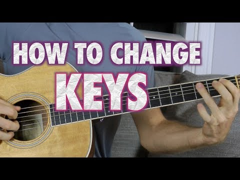 How to Change the Key of a Song