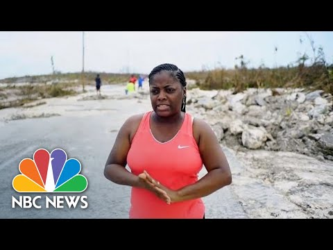 'Everybody Lost Everything': Dorian Survivors In The Bahamas Mourn Their Loss | NBC News