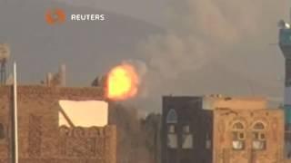 اشتباكات تتسبب في دمار جزئي لمعبر حدودي بين اليمن والسعودية