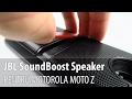 Jbl Soundboost Speaker