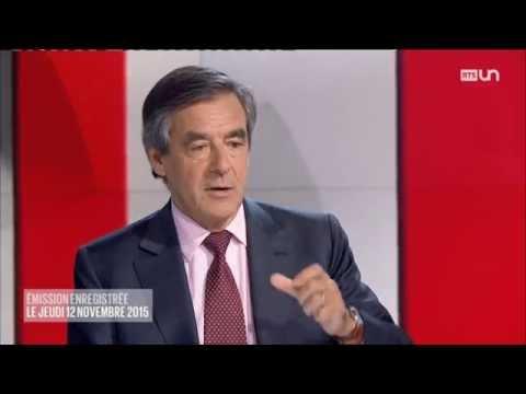 L'interview de François Fillon