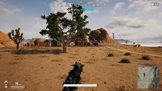 [PUBG] Motorcycle Accident (Highlight)