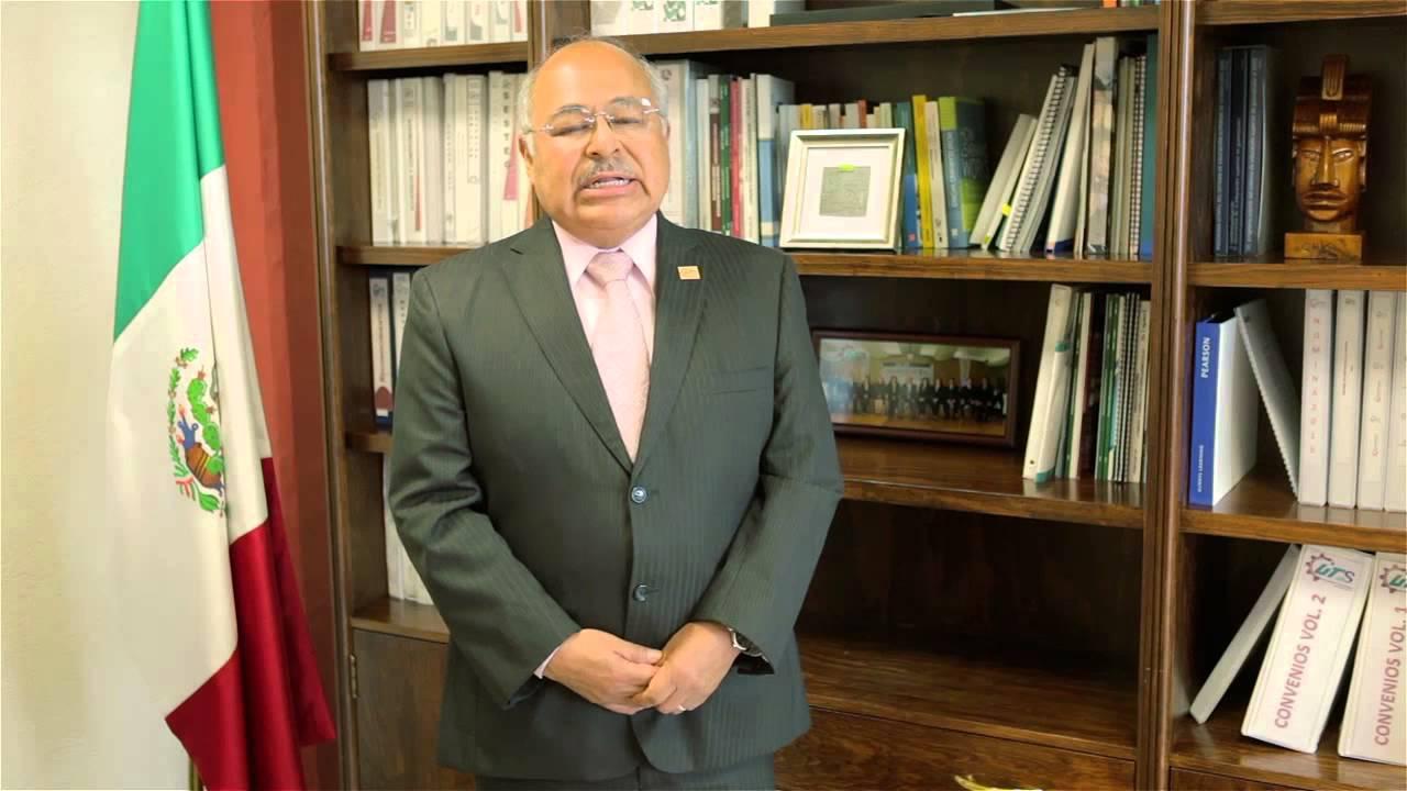 mensaje del rector universidad tecnol243gica de salamanca