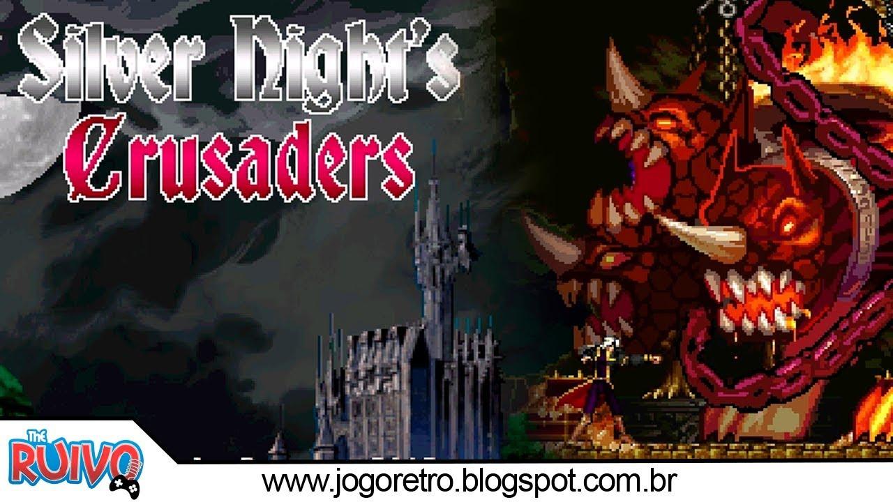Castlevania Silver Nights Crusaders 2019 OpenBOR Edition