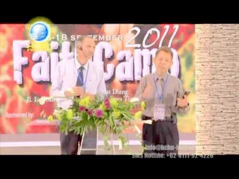 Siapa yang Anda Sembah - Faith Camp Malang: David Gates : HCBN Indonesia