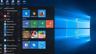 Consejos para organizar el menú de inicio de Windows 10||Tips para Windows 10||Personaliza W10