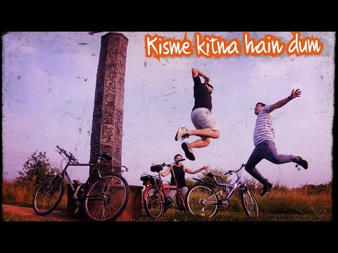 Kisme Kitna Hain Dum | Telford Cycling | Assam Vlogger | Meraki Minutes
