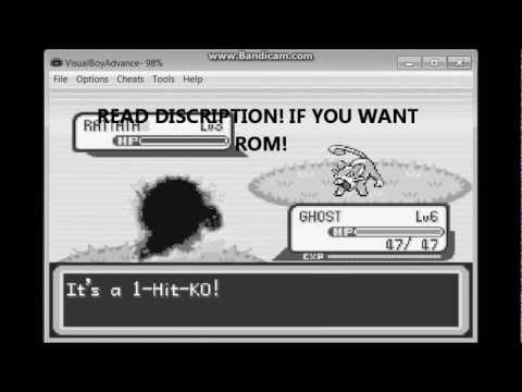 pokemon strangled red rom hack