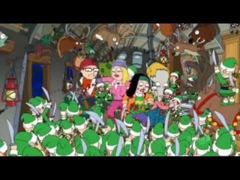 American Dad Christmas Episodes.American Dad Merry Xmas