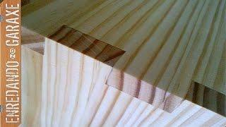 10 uniones o ensambles de madera que puedes encontrar en mi canal de carpintería