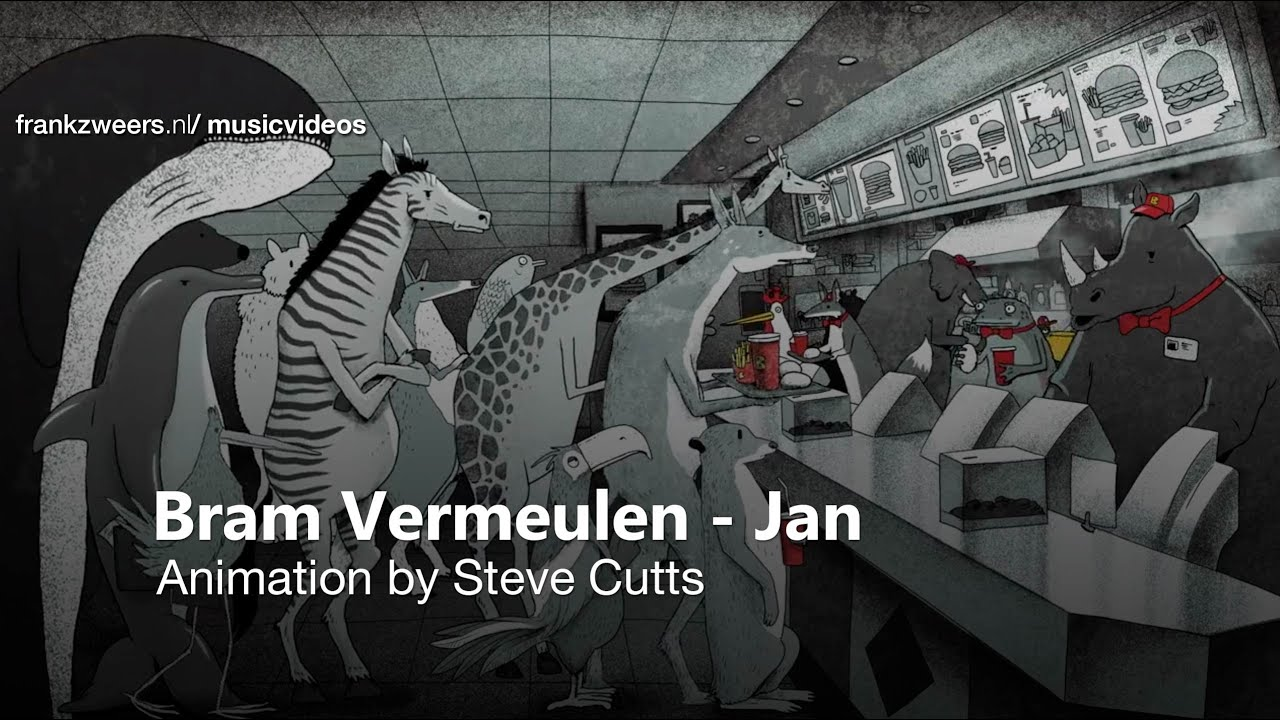 Bram Vermeulen - Jan (animation by Steve Cutts)