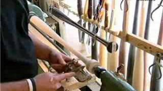 Изготовление деревянной биты