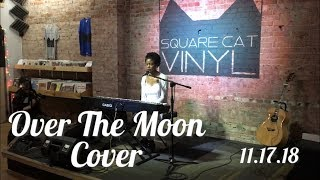 OVER THE MOON | Kristina Sharpe LIVE at Square Cat Vinyl Indy