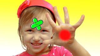 Canción Boo Boo   Canción Infantil   Canciones Infantiles con Alex y Nastya