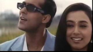 Gambar cover Sarki Jo Sar Se Woh Dheere Dheere (Rani Mukharji and Salman Khan) - Hindi / Bollywood Song