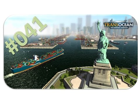 TransOcean #041 - Honolulu [HD] - Let's Play TransOcean