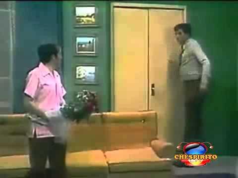 El Chavo del 8 1973  Chespirito El metichito  El Chavo El sarampión 13