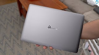 "LincPlus 13.3"" Review - Budget All-metal Compact Laptop"