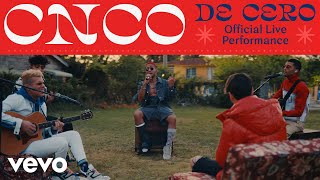 Cnco De Cero Live Performance Vevo LIFT.mp3
