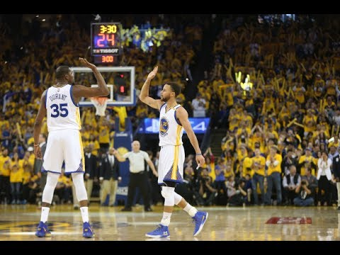 Stephen Curry & Kevin Durant 2017  Radioactive