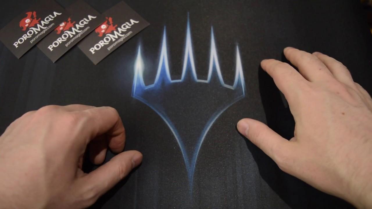 Whisper ASMR: Sorting Magic the Gathering Ikoria cards