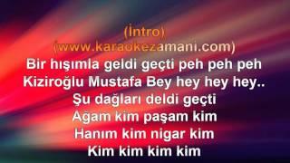 Ayna   Kiziroğlu Mustafa Bey   1998 TÜRKÇE KARAOKE
