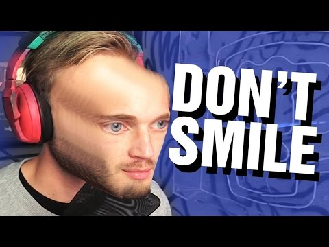 TRY NOT TO SMILE CHALLENGE #1