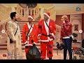 """نجوم """"مسرح مصر"""" بملابس بابا نويل في عرض """"صندوق الدنيا"""" 4k"""