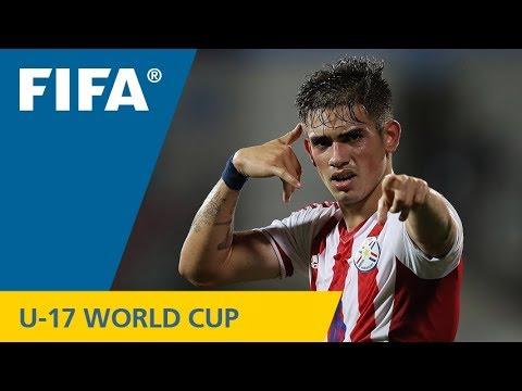 Match 16: Paraguay v New Zealand – FIFA U17 World Cup India 2017