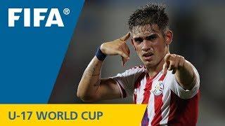 match 16 paraguay v new zealand fifa u 17 world cup india 2017