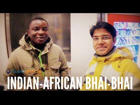 When an Indian Met a Nigerian : VIENNA, AUSTRIA