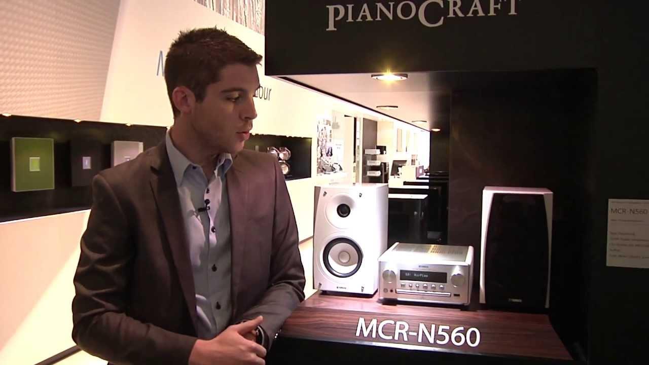 yamaha mcr n560 ifa 2013 youtube. Black Bedroom Furniture Sets. Home Design Ideas