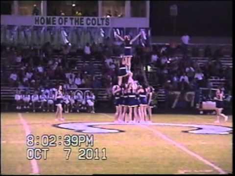 Washington School vs Lee Academy Football 10-7-2011