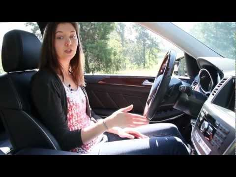 Camille reviews the 2013 Mercedes-Benz GL450
