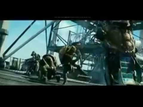 Черепашки ниндзя бой со Шредером